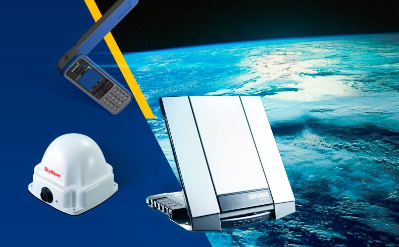 Inmarsat: спутниковая связь, передача данных и мониторинг